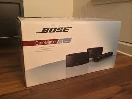 best bose cinemate series ii digital home theater speaker system
