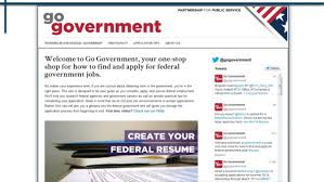 Resume For Federal Jobs by Writing A Competitive Federal Government Résumé