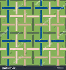 geo seamless pattern color seamless woven stock vector 565396555
