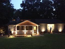 High Voltage Landscape Lighting Line Voltage Yard Lights Best Home Template