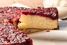 thanksgiving cranberry cranberry upside down cake recipe chowhound