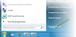 ordinateur de bureau avec windows 7 guide de l informatique épisode 1 allumer et éteindre le pc