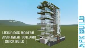 gmod luxurious modern apartment building quick build youtube