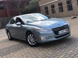 peugeot 508 2012 2012 peugeot 508 1 6 e hdi sr diesel manual drives like new uber