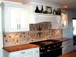 tile murals for kitchen backsplash mosaic kitchen backsplash attractive tile mural creative arts within