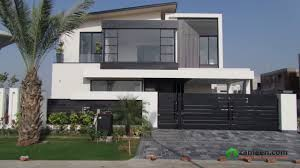 Architectural Design Of 1 Kanal House 1 Kanal Brand New Bungalow For Sale In Dha Phase 6 Block D