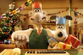 google promotes holiday hangouts wallace gromit psfk