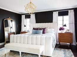 Black Wall Bedroom Interior Design Inside Pretty Little Liars Star Shay Mitchell U0027s Spanish Style Los