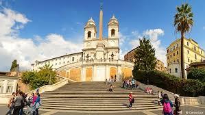 spanische treppe in rom spanische treppe im rom wird restauriert dw reise dw 08 10 2015