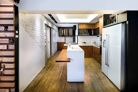 kitchen island layouts and design 14 kitchen island designs that fit singapore homes lookboxliving