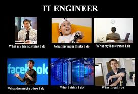 Network Engineer Meme - image 250803 what people think i do what i really do know