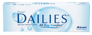 Focus Dailies All Day Comfort Dailies All Day Comfort 30pk