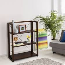 folding stackable 27 5 inch bookcase free shipping today