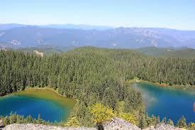Oregon lakes images Twin lakes oregon wild jpg