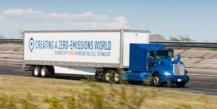 truck toyota toyota turns to semi trucks for its hydrogen fuel cell tech