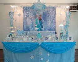 25 frozen candy table ideas frozen theme