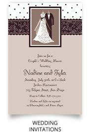 wedding invitations with pictures custom wedding invitations banners party city