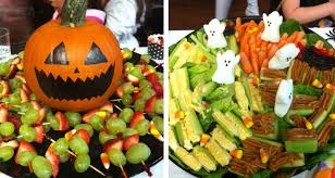 halloween candy bar birthday party that party
