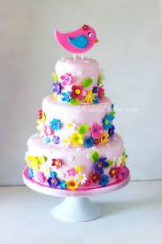 birthday flower cakes sheilahight decorations