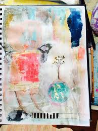 susana tavares be the light painting process