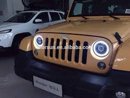 jeep wrangler xenon headlights bi xenon hid projector lens replacement jeep wrangler led