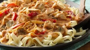 cajun chicken fettuccine recipe bettycrocker com