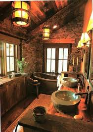 log home bathroom ideas best 25 log cabin bathrooms ideas on cabin