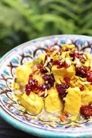 recette cuisine iranienne recette poulet à l iranienne aux baies d épine vinette 750g
