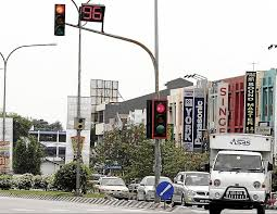 beating the red light half million summonses issued for beating red light in kl the