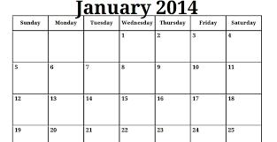 printable planner january 2015 printable 2014 monthly calendar daway dabrowa co