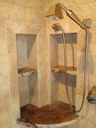 Creative Luxury Showers by Country Appeal Bathroom Decor