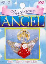 birthstone ornaments angel ornaments craft kits angel christmas ornaments