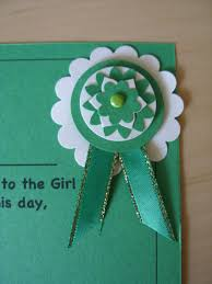 girl scout ribbon hawaii paper party girl scout awards