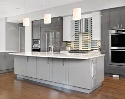 kitchen wall color with light gray cabinets the psychology of why gray kitchen cabinets are so popular