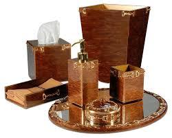 Rustic Bathroom Accessories Sets - rustic bathroom decor sets simple bathroom décor sets u2013 cement patio