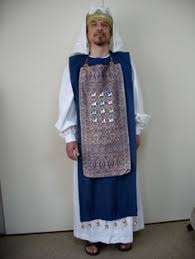 high priest costume costumes to help teach bible lessons stories tabernacle ideas for
