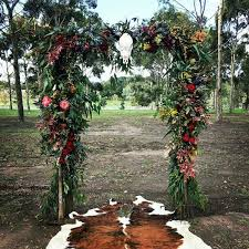 wedding arches geelong wedding flowers bridal florists geelong asdaisydoes