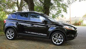 ford kuga review and photos