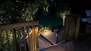 Light For Patio Deck Lighting Patio Lighting Step Lighting Kichler