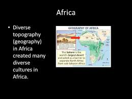 africa map review africa review political map africa review physical map ppt