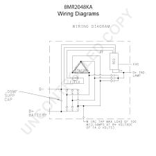 prestolite leece neville stunning marine alternator wiring diagram