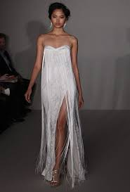 alternative wedding dresses artistic unique wedding gowns for the alternative