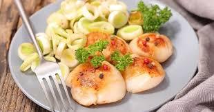 cuisine az recettes 15 recettes gourmandes aux jacques pour les fêtes coquilles