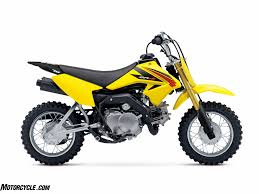 suzuki announces 2017 off road motocross dualsport and