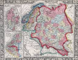 Map Of Holland Antique Map Of Russia In Europe Sweden And Norway Map Of