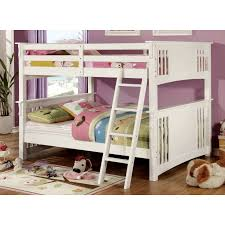 Bedroom Furniture Darvin Tyler Contemporary Bunk Bed Multiple Colors Sizes By Furniture
