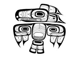 art northwest coastal people thunderbird tlingit native american