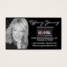 custom real estate photo buisness card with quote zazzle