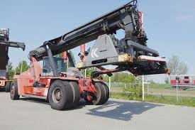 kalmar drd450 70c5xs reach stacker for sale forkliftcenter