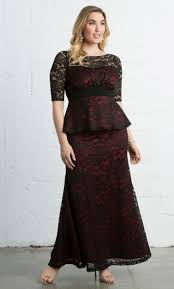 plus size evening gown kiyonna plus size formal gowns